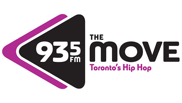 93.5 The Move Toronto's Hip Hop