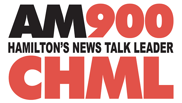 AM900 CHML Hamilton's News Talk Leader logo
