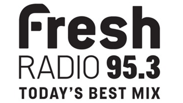 Fresh Radio 95.3 Today's Best Mix logo