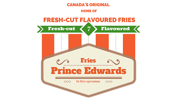 Prince Edwards Fries